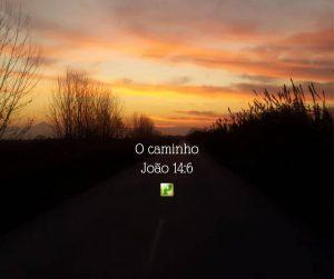 O caminho – João 14:6