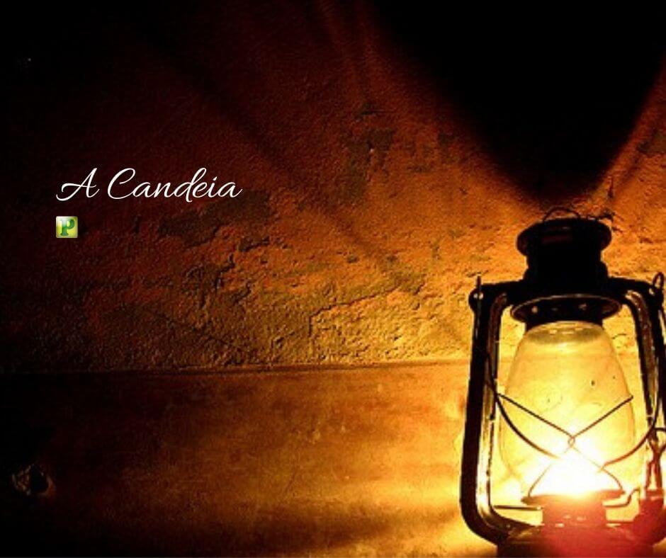 A  CANDEIA – 10 VIRGENS  A CANDEIA – Mateus 25:6