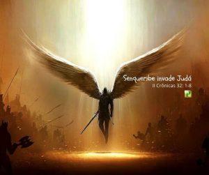 Senaqueribe invade Judá – II Crônicas 32:1-8