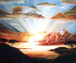 JESUS, O AMANHECER DE UM NOVO DIA  Êxodo 19:16-17