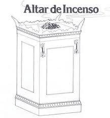 altar de incenso