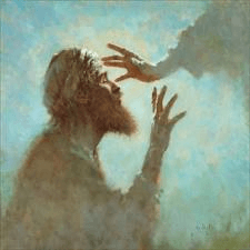 O cego de Jericó  (Mc 10: 46-52)