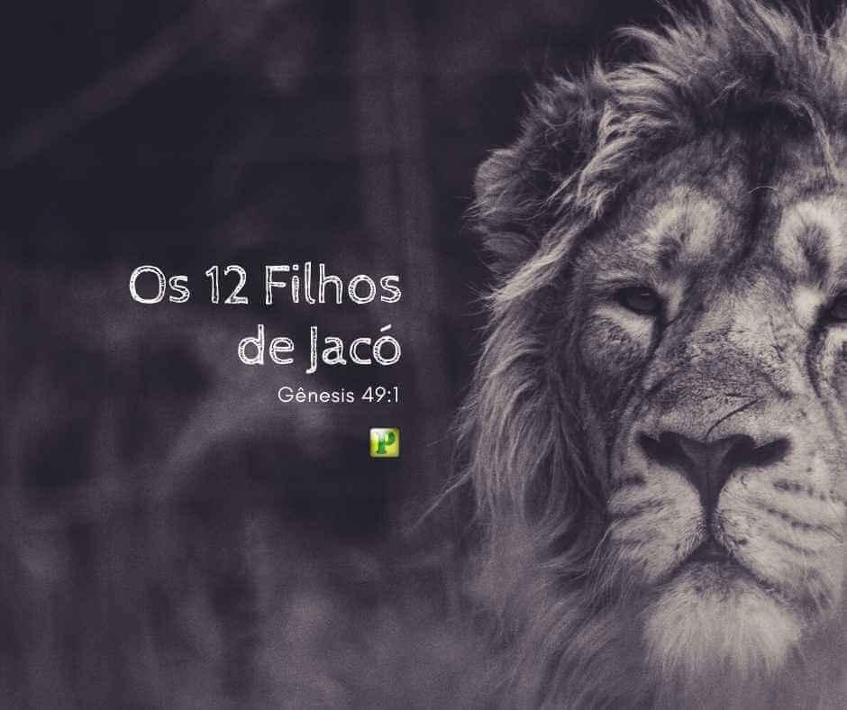 Os 12 Filhos de Jacó – Gênesis 49:1