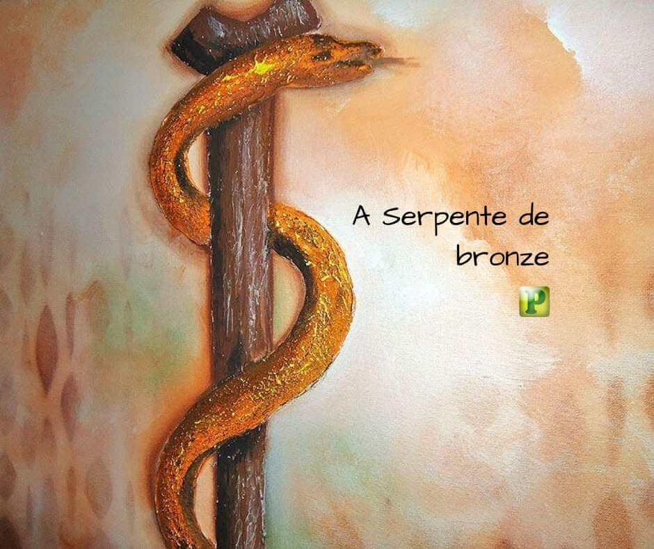 Jesus e a Serpente de bronze – João 3:14-15