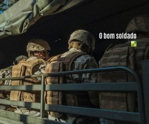 O bom soldado – II Timóteo 2:3-5