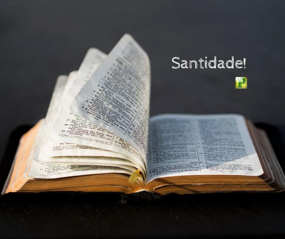 Chamada à santidade – I Pedro 1:13-16