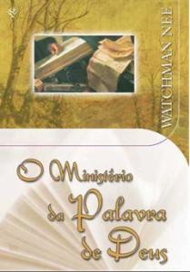 Livro – O Ministério da Palavra de Deus