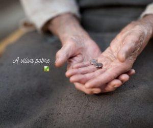 A Viúva pobre – Marcos 12:41-44