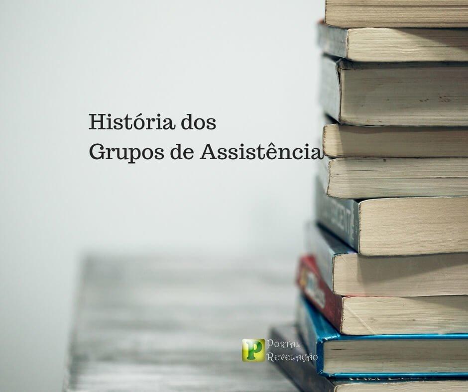 Livro – História dos Grupos de Assistência