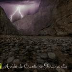 A vida do crente no terceiro dia - Êxodo 19:17 e 18