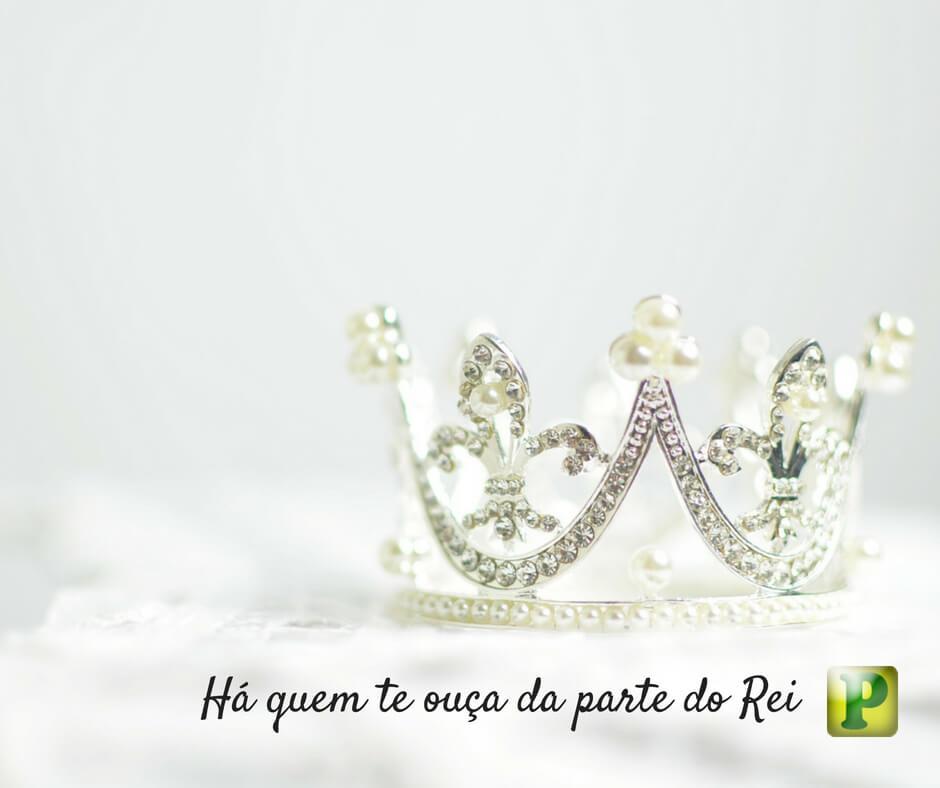 Há quem te ouça da parte de Rei – II Samuel 15:3