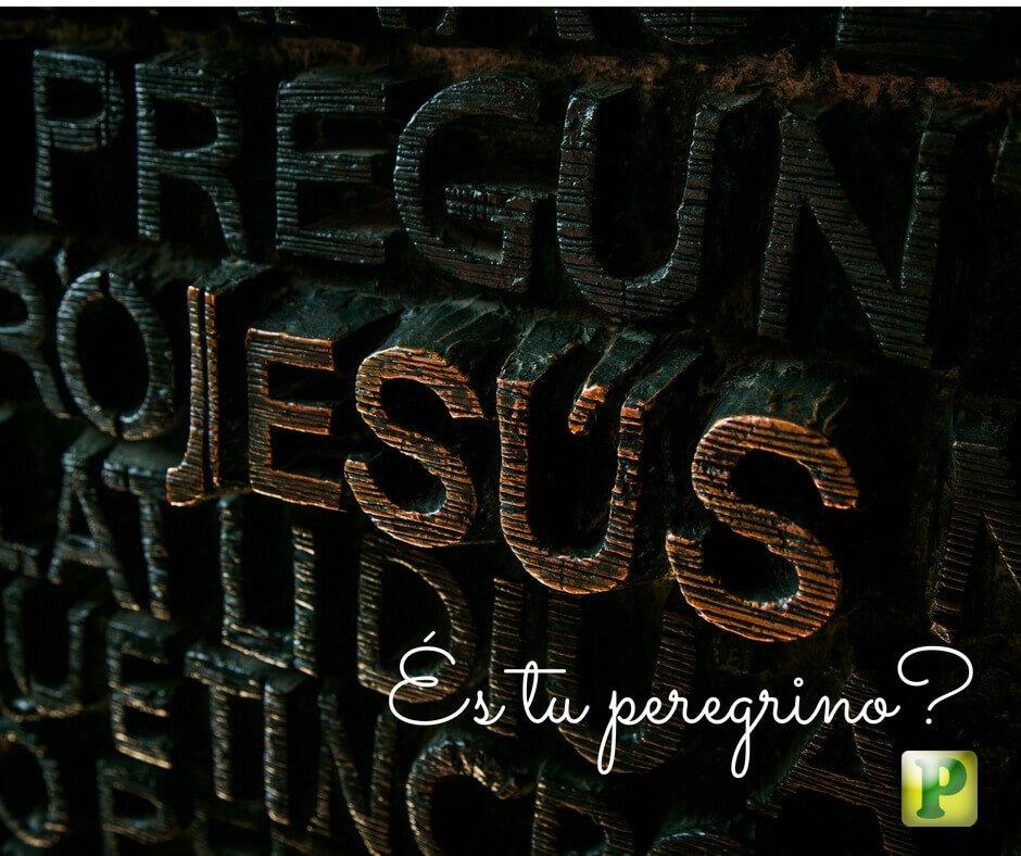 És tu peregrino? – Lucas 24:18