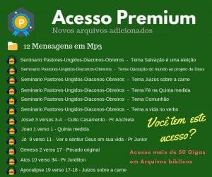 Mensagens Mp3 – Acesso Premium