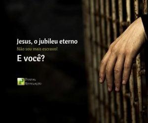 Jesus, o jubileu eterno – Levítico 25:13