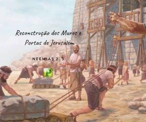Reconstrução dos Muros e Portas de Jerusalém