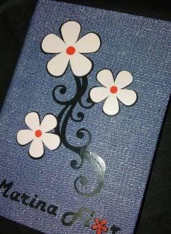 Bíblia Personalizada – Modelo Flor