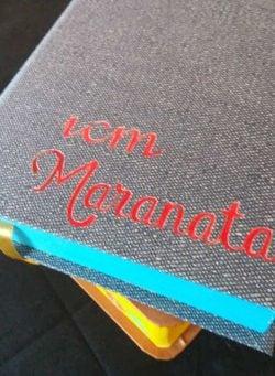 Bíblia Personalizada – Modelo ICM Maranata