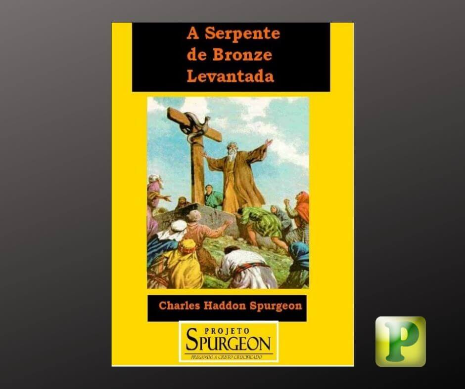 A Serpente de Bronze – Livro PDF