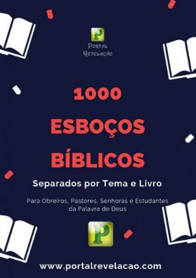 1.00 Esboços Bíblicos