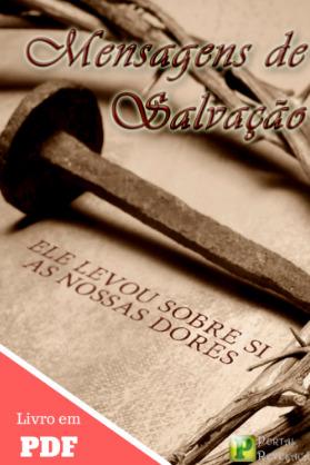 Mensagens de Salvação em PDF