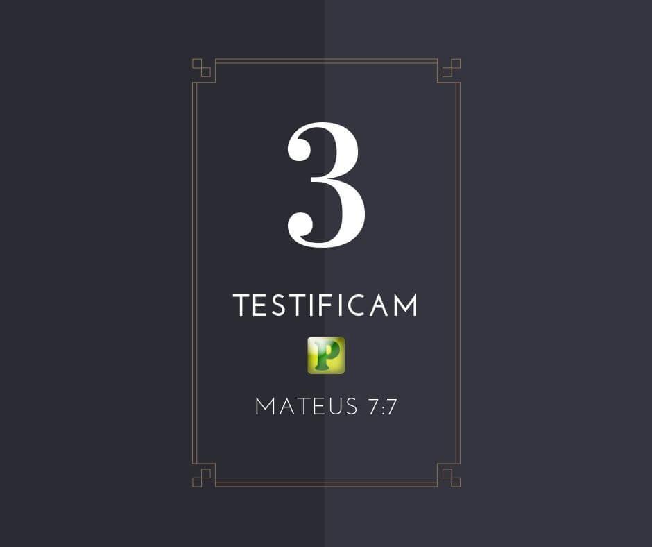 Três Testificam