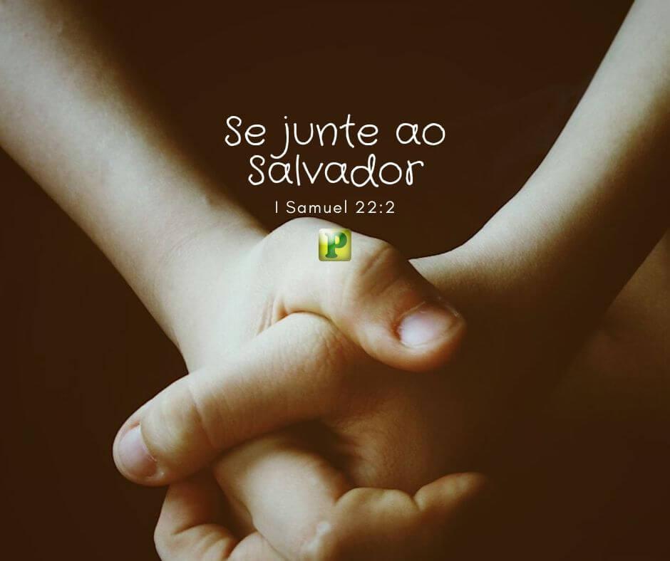 Junte-se ao Salvador