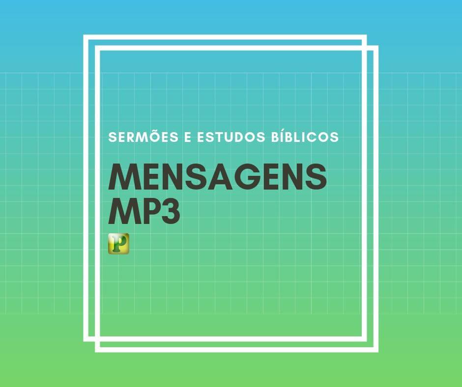 Mensagens em Mp3 – Premium