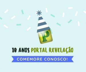 10 anos do Portal Revelação