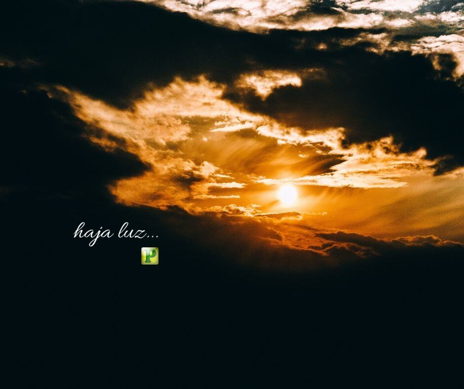 haja luz… – Gênesis 1:3