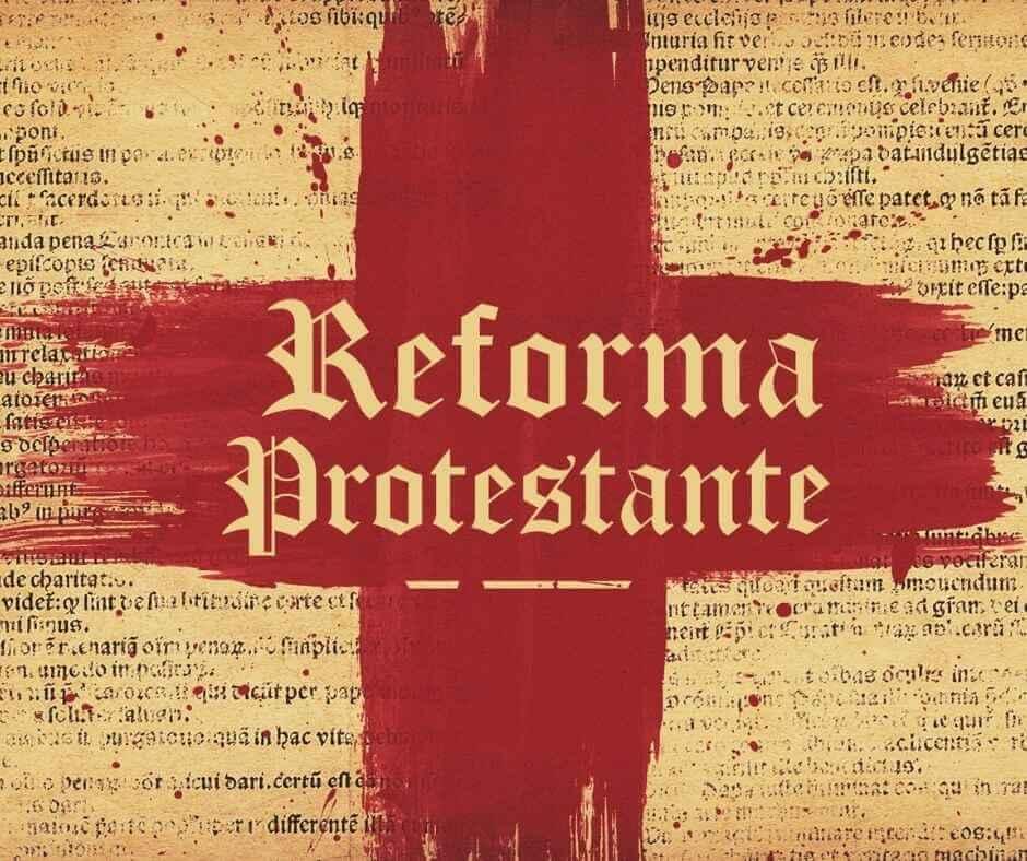 O pilares da Reforma Protestante